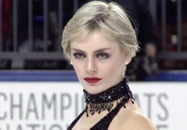 比男人還俊俏!加拿大選手被封「最帥冰上精靈」爆紅全球,但「原本長髮模樣」竟美到雞 ...